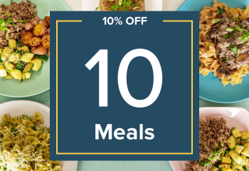 10 Meal Pack